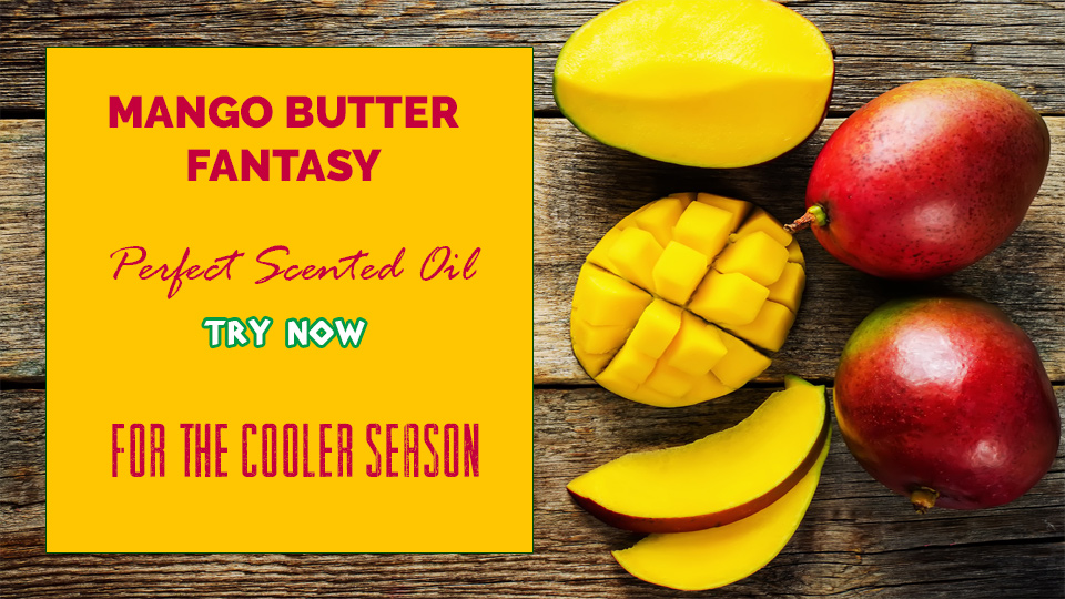 Pure Body Oil Mango Butter Fantasy