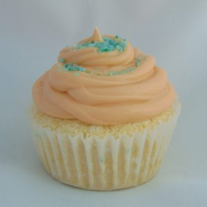 Mango Butter Creme Cupcake Whipped Frosting Mango Bath Fizzy