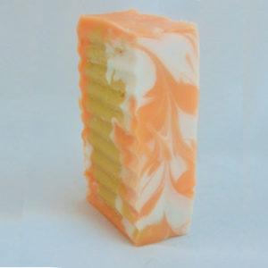 Pumpkin Spice Cinnamon Soap Bar