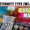 Eternity Gift Basket Inspired Romantic Scents Body Oils Gift