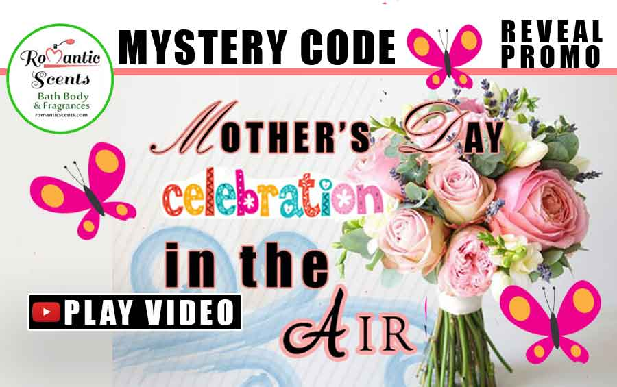 Mothers Day Celebration Discount Code
