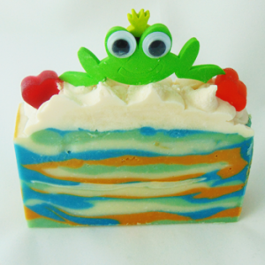 Frog Prince Fairy Tale Soap
