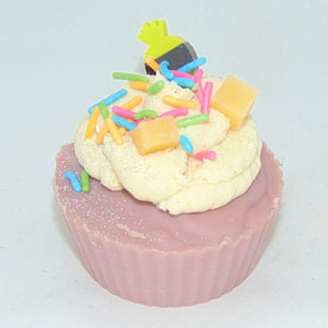 Sweet Delights Soap Cupcakes