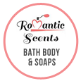 Romantic Scents (Bath Body Soaps) : Official Home page Logo