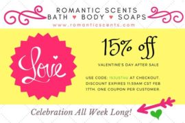 Everyone Loves Valentines Day After Sale 15% OFF