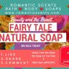 Beauty and the Best Fairy Tale Inspired Natural Soap On Sale