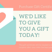 Purchase Gift Certificates Romantic Scents