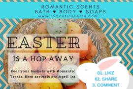 New Easter Arrivals April 2018