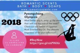 Olympics 2018 Romantic Scents