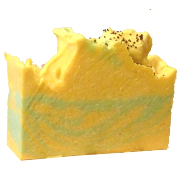 REAL Avocado Banana Soap