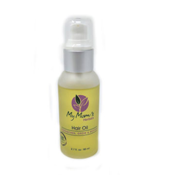 Natural Hair Care Oil