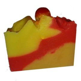 Wild Peach Soap Handmade Soap Bar