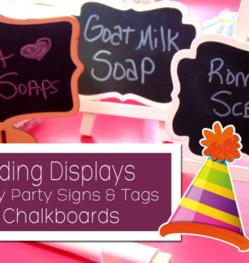 Wedding Event Display Signs