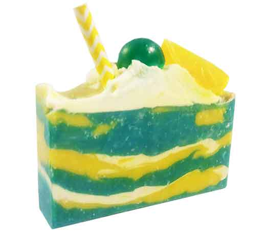 Lemon Blueberry Soap