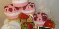 strawberry Dreams BathBombCoverPHoto