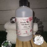 Hand Body Lotion Lick Me All Over