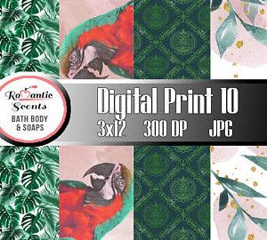 Instand Download Digital Prints 3x12 Best Quality