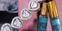 Jewel Tones Body Oil Romantic Scents
